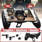 4in1 PUBG Shooter Controller Gaming Joystick Handle Trigger For Phone Mobile gcn