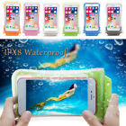 Waterproof Floatable Swimming Phone Dry Bag Pouch Case Cover Underwater Diving