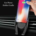 Universal Air Vent Car Phone Holder Cradle Mount for Samsung S8 S9 iPhone X 8 7