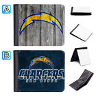 San Diego Chargers Leather Wallet Purse Card Holder Bifold Handbag $11.99 USD on eBay