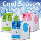 Portable Mini USB Cooling Fan Desktop PC Air Conditioner For Outdoor Home Car