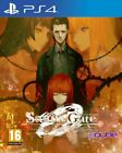STEINS GATE ZERO PS4 GAME - BRAND NEW AND SEALED