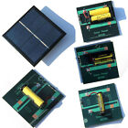 Dignity ! 1W Solar Panel Solar System For AA/AAA Battery Charger 2V/4V 90*90mm
