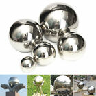 US 1-5P Mirror Stainless Steel Gazing Hollow Ball Garden Home Sphere Decor 5Size