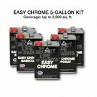 Easy Chrome Paint Kits: Spray or Brush On! Alsa. (Europe)