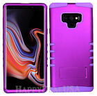 For Samsung Galaxy Note 9 - KoolKase Hybrid ShockProof Cover Case - Purple (R)