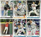 2019 Topps Series 1 Baseball You Pick/Choose Cards #1-100 **Free Shipping** on Ebay