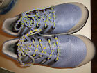 Wolverine Periwinkle ICS Lace Up All Terrain Goretx Shoes Hardly worn 6M