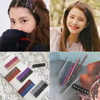 40/50pcs Invisible Wave Flat Hairpin Barrette Candy Color Bobby Pins Hair Clip