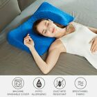 Hypoallergenic Memory Foam Pillow w/ Cover Ergonomic Neck & Shoulder Pain Relief image