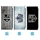 Los Angeles Kings Leather Wallet Clutch Purse Women Thin Bifold $13.99 USD on eBay