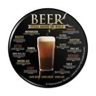 Beer Styles Around the World Good Cheer Compact Pocket Purse Hand Makeup Mirror