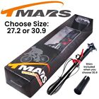 Внешний вид - TMARS 419L 27.2 / 30.9 x 445mm Dropper Seatpost w/Remote Post MTB Downhill Bike
