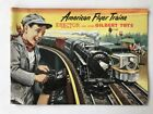 American Flier Trains, Erector & Gilbert Toy Catalog (1953, Excellent Condition)
