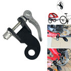 Steel Bicycle Bike Trailer Coupler Attachment Angled Elbow For Burley Trailer