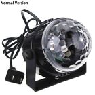 EU- US Plug DISCO BALL PARTY LIGHTS Bluetooth Remote Control Mini Stage Effect