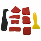 9x Sealant Smoothing Kit Silicone Remove Tool Caulk Grout Spreader HOT