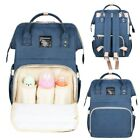 Maternity Nappy Diaper Bag Large Capacity Baby Bag Travel Backpack Tote Durable