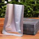 100pcs Aluminum Foil Mylar Bag Vacuum Pouches Heat Seal Storage Tea drug nuts