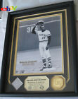 Roberto Clement Game USED Jersey Swatch Matted Display Photo Limited Edition OOP