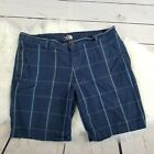 THE NORTH FACE Shorts Size 38 Regular Mens PLAID CASUAL