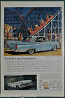 1959 FORD GALAXIE advertisement, Galaxie Club Victoria, Custom 500 too