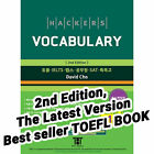 [HACKERS 해커스 보카] TOEFL IELTS TEPS SAT Vocabulary 2nd_Best Seller Book