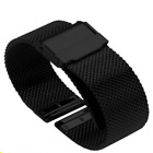 Stainless Steel Metal Wrist Band Watch Strap For Watch Part 13 14 17 18 19 20mm