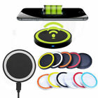 Universal Wireless Battery Car Charging Power Charger Pad For Smart Cell Phone