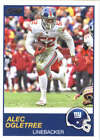 2019 Score Football You Pick/Choose Cards #1-242 Stars RC ***FREE SHIPPING***