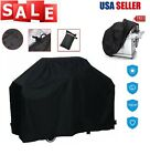 """BBQ Gas Grill Cover 57"""" 67"""" Barbecue Patio Protection Waterproof Outdoor Large"""