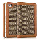 CASE WALLET STYLE DONNA FOR SONY XPERIA Z5 COMPACT COVER FLIP TWEED BAG CASE