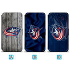 Columbus Blue Jackets Leather Case For Samsung Galaxy S10 Plus Lite S10e S9 S8 $8.49 USD on eBay
