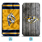Nashville Predators Leather Case For Samsung Galaxy S10 Plus Lite S10e S9 S8 $7.99 USD on eBay