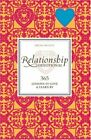 NEW - Relationship Devotional: 365 Lessons to Love & Learn By
