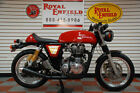 2014+ROYAL+ENFIELD+CONTINENTAL+GT+535+CAFE+RACER+DEMO