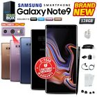 New Unlocked Samsung Galaxy Note 9 N960f Black Blue Copper Purple Android Phone