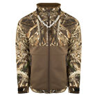 Drake Guardian Flex Full Zip Jacket With Hood