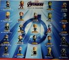 Pick Your Favorite New McDonald's 2019  2020 Marvel Avengers Happy Meal Toys