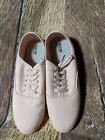 Mossimo Supply Co. Women Canvas Sneakers size 9 laces up gym shows .