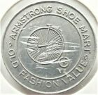 ND ARMSTRONG BOOT & SHOE WAREHOUSE, Medal Penny Farthing,  EXTRA FINE.