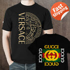 HOT VINTAGE VERSACE2019 66Guccy1 T-SHIRT SIZE S-3XL 100% COTTON image