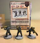 Dust Tactics PREMIUM AXIS FLAK BOYS Heavy Flak Grenadiers Squad. 1947, Warfare