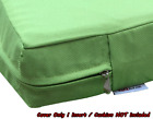 "Waterproof Outdoor 4 Pack Deep Seat Chair Patio Cushions Zipper Cover 24""X22""X4"""