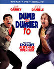 Dumb and Dumber To (Blu-ray/DVD, 2015, 2-Disc Set, Includes Digital Copy...