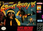 Street Hockey '95 SNES Super Nintendo Game PL Cartridge