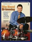 Music Minus One Big Band Drumming Softcover with CD Written by Ray Von Ratz