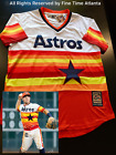 NEW Alex Bregman Houston Astros Men's 1975-1981 Style Cooperstown Retro Jersey on Ebay