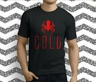 New Popular Cold Band Spider Logo Rock Band Men's Black T-Shirt S-3XL image