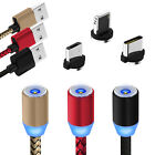Magnetic 3 in 1 Braided Data Cable Charger For Gionee James Bond 2 £7.55 GBP on eBay